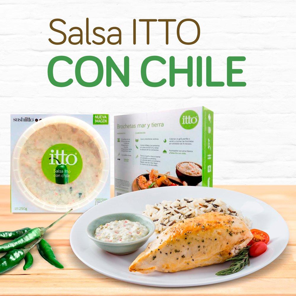 Salsa Itto con Chile - Itto® México