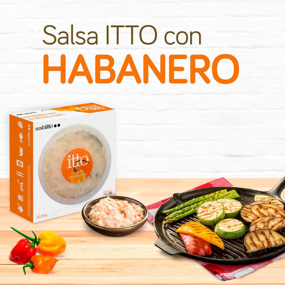 Salsa Itto con Habanero - Itto® México