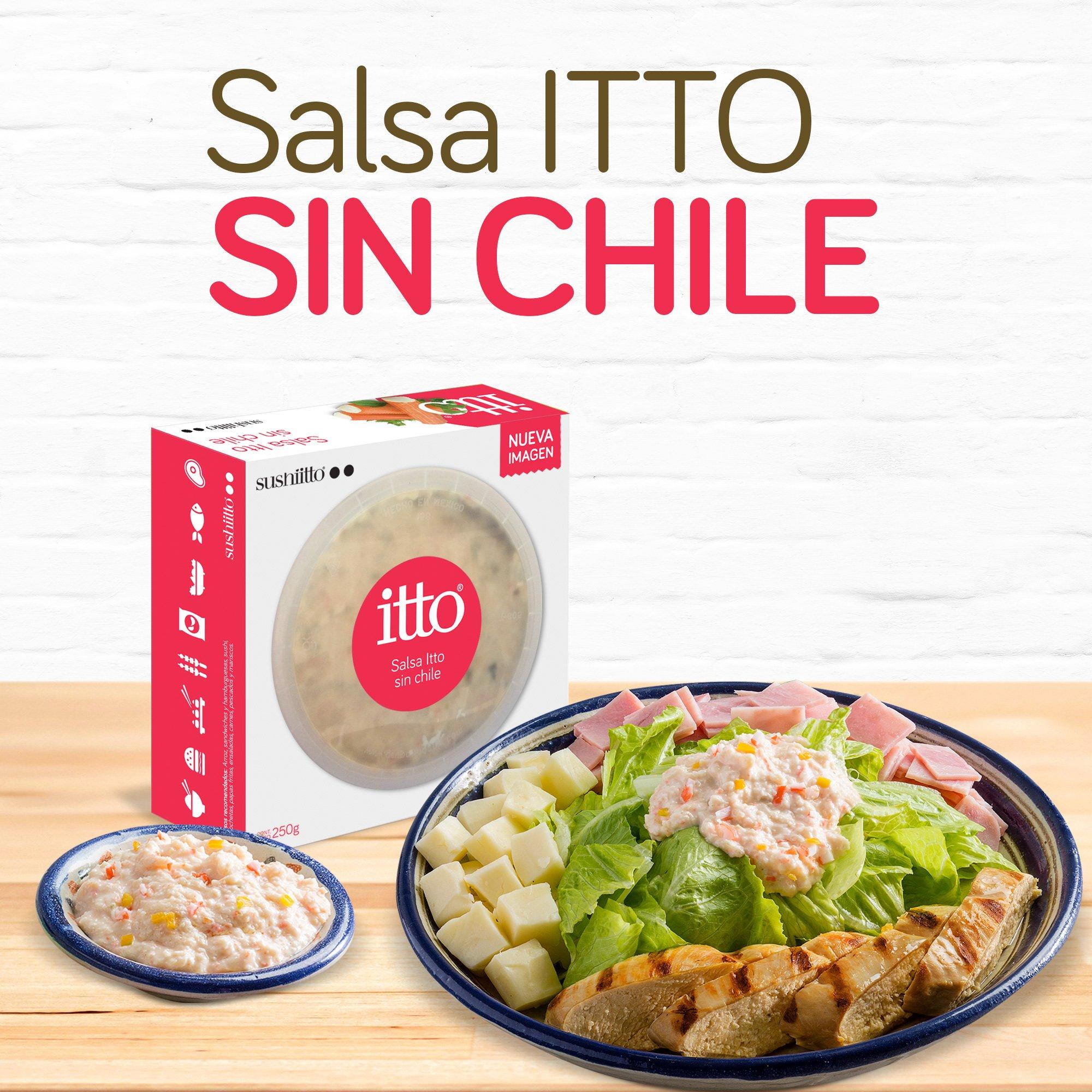 Salsa Itto sin Chile - Itto® México