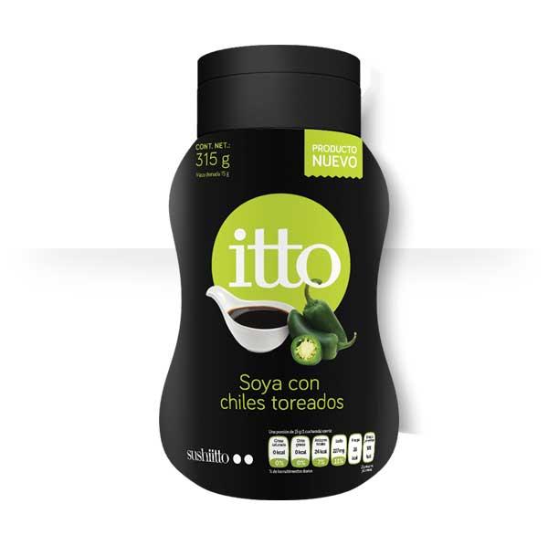Itto® - Productos Orientales - Salsa de soya